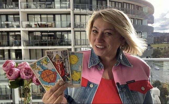 Анжела Перл 4 разных Курс обучения таро 12 знаков зодиака Angela Pearl