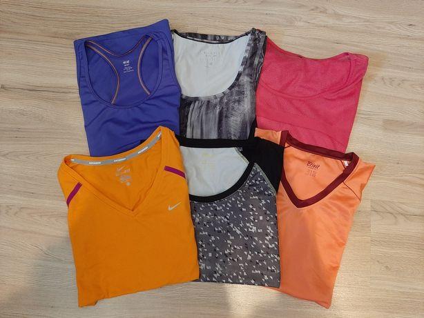 Zestaw 6 sportowych koszulek!
