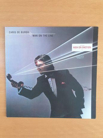 Chris de Burgh - Man On The Line LP