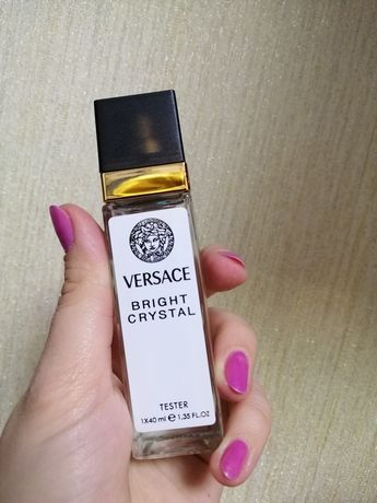 Versace Bright Crystal tester 40м