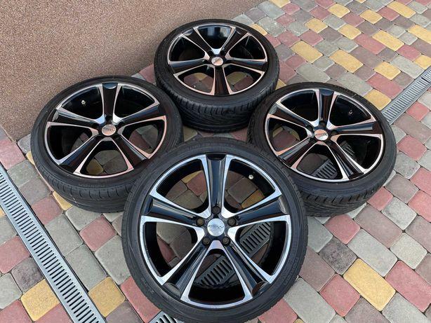 Тітанові діски Spath 5*112 R18 Mercedes -Audi-Scoda-VW-Seat
