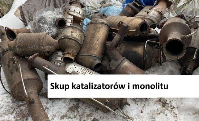 Skup katalizatorów i monolitu Bydgoszcz Toruń Włocławek Grudziądz Żnin