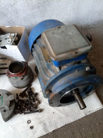 Silnik do kompresora aspa