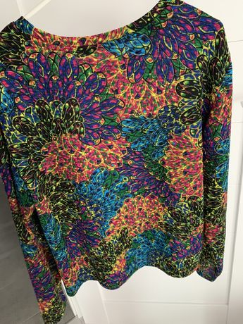 Kolorowa bluzka ZARA