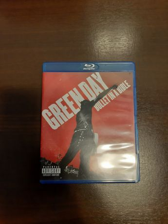 Blu-Ray KONCERT - GREEN DAY - Bullet in a Bible