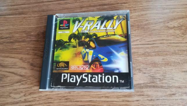 Rally 2 Psx PlayStation Ang PAL