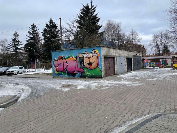 Гараж цегляний м.Луцьк вул.Степана Бандери