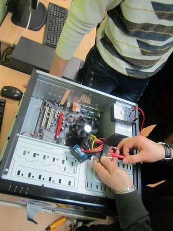 Оптимизация и настройка ноутбуков, апгрейд пк, установка программ