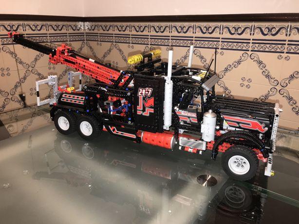 Lego technic 8285 Camião reboque - raro