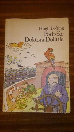 Podróże Doctora Dolittle i Cyrk Doctora Dolittle Hugh Lofting