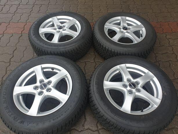 """Koła zimowe z czujnikami 16"""" Opel Mokka Chevrolet Trax 5x105 BdbStan"""