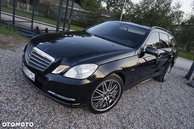 Mercedes-Benz Klasa E 2,2 CDI _ 170KM _ NAWI _ ALUM