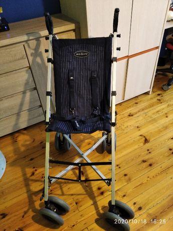 Wózek dla dziecka niepełnosprawnego firmy Maclaren