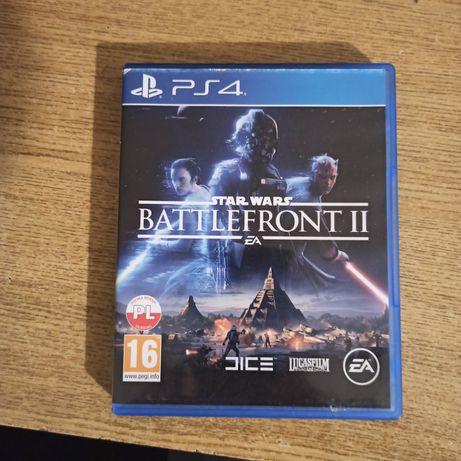 Gra Battlefront 2 ps4