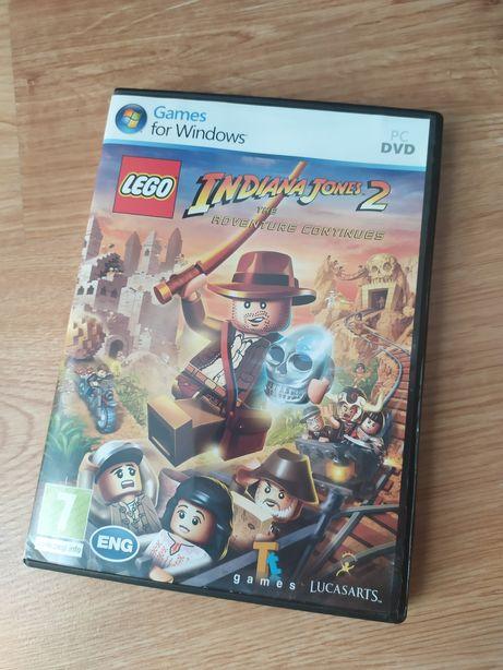 Nowa Gra Lego Indiana Jones 2 Pc