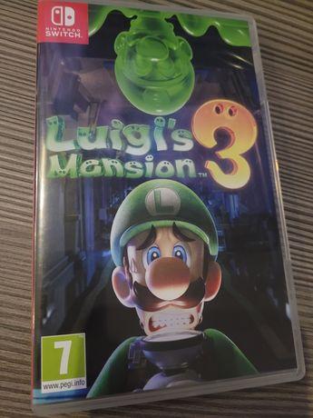 Luigi's Mansion 3 Nintendo Switch stan igla