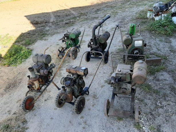 Motores de rega