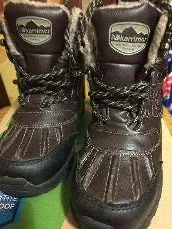 Продам зимние ботинки Karrimor.