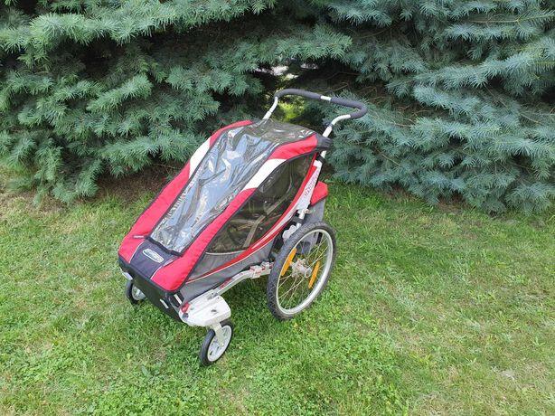Chariot Cougar 1 ( teraz Thule Cougar 1 ) Przyczepka rowerowa