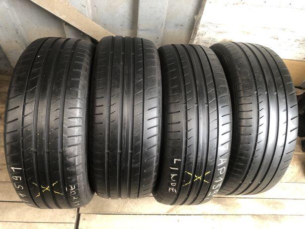 Шини/резина 205/55R16 Dunlop Sport bluResponce, стан 5,6 мм(75%)