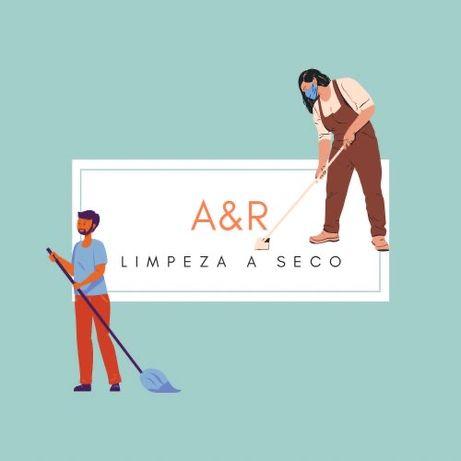 Limpezas a seco  A & R