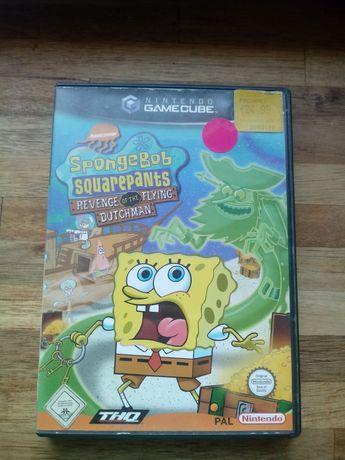 Gra Spongebob Squarepants Revenge of the flying dutchman gamecube