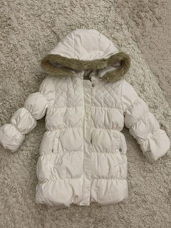 Куртка-пальто на девочку Chicco 92 см(2 года )