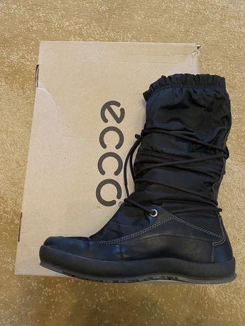 Ботинки Ecco Gore-Tex-женские.Размер 40