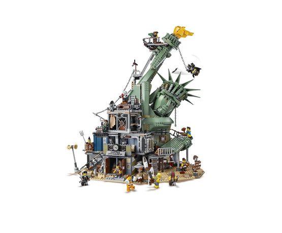 Lego Welcome to Apocalypseburg Lego Movie 2