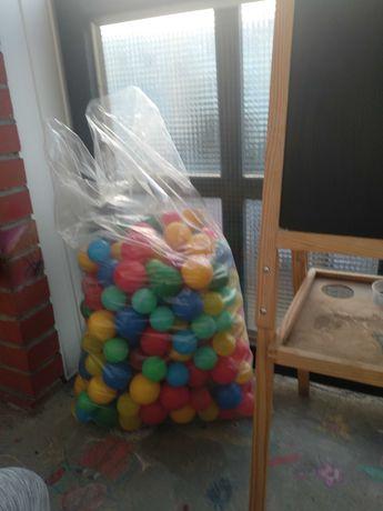 Kulki dla dzieci plastikowe, basen z kulkami