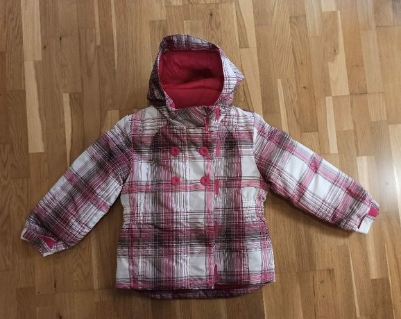 Bardzo ładna kurtka zimowa dla dziewczynki 6 lat Cherokee