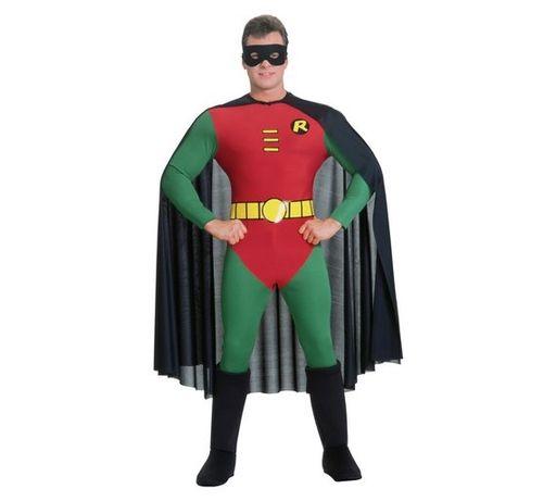 Kostium Strój Przebranie Robin Rubies Rozm L