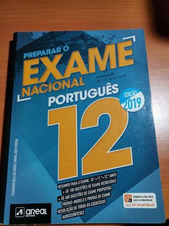 Livro de preparação para o exame de Português 12 ano