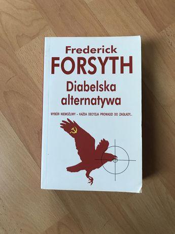 """Frederick Forsyth """"Diabelska alternatywa"""""""