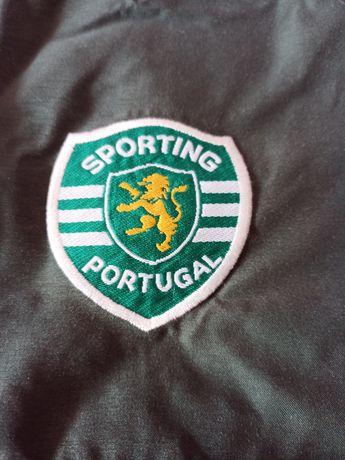 Calções Sporting verde