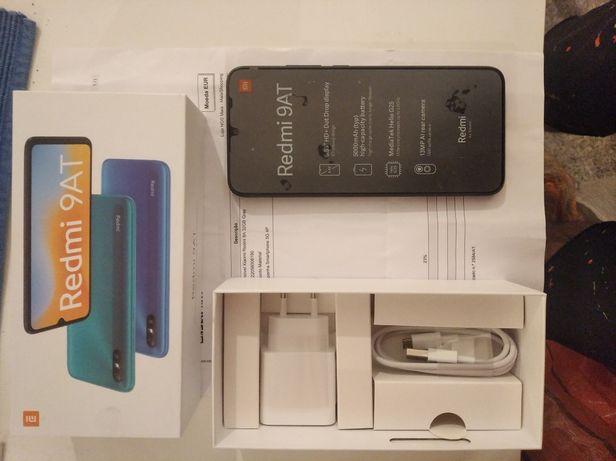 Xiaomi 9AT completamente novo só ligado para testar,hoje só 75€