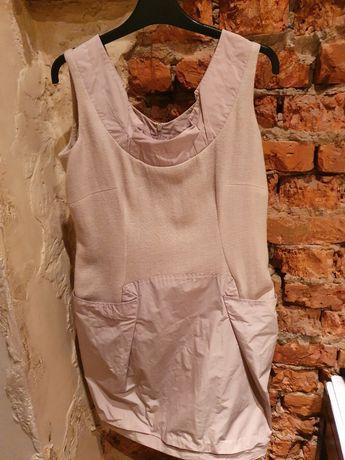 Sukienka Monnari brudny róż L