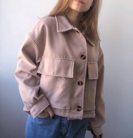 Куртка-рубашка Турецкий кашемир