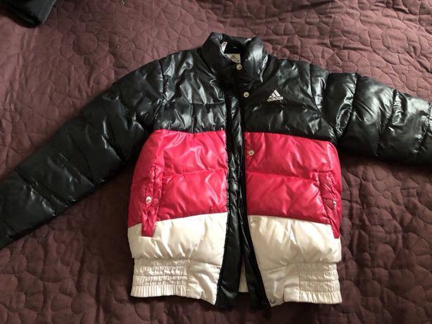 Куртка adidas 9-10 лет