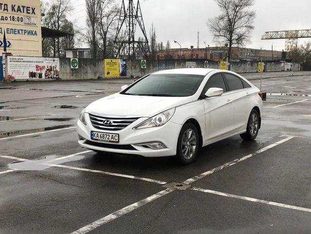 Hyundai SONATA YF 2014 ГАЗ заводской