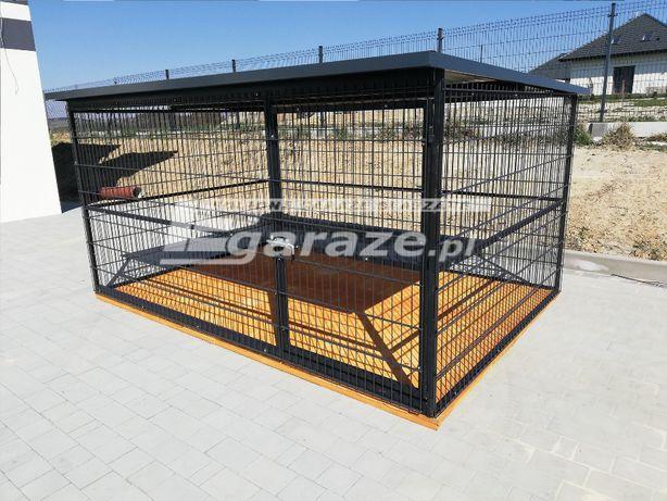 Nowa konstrukcja Nowość kojec 3x2 dla szczeniaków i małych psów