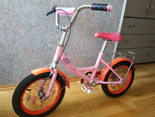 """Детский велосипед 14"""""""