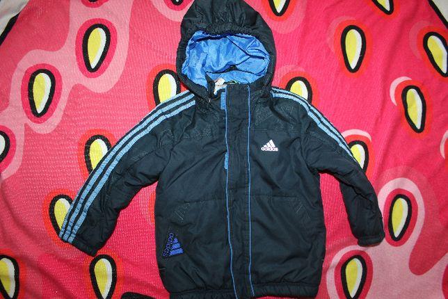 Куртка демисезонная adidas на 3-4-5 лет