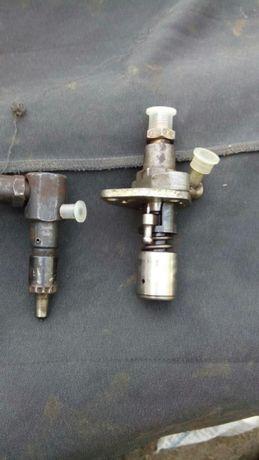 форсунка и топливный насос м\блока F178