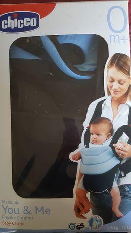 Bolsa Marsupial bebé.