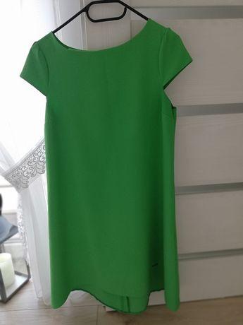 Sukienka LA perla 40 zielona