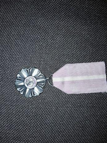 Medal za długoletnie pożycie małżeńskie PRL z lat 80 tych
