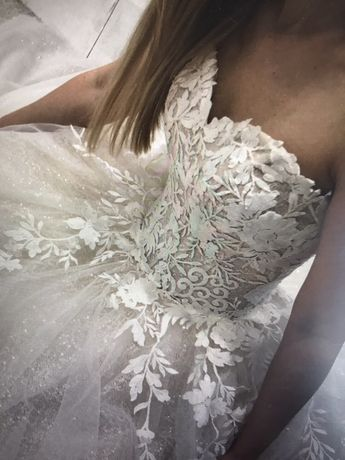 Suknia ślubna Viola Piekut piękna! Darcy