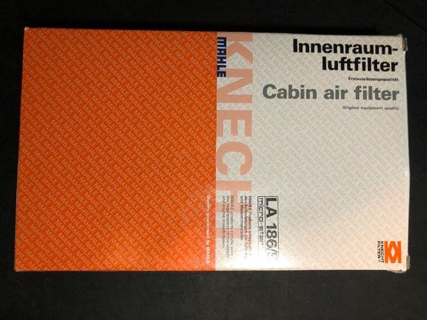 Filtry Avensis T22 zestaw filtrów Toyota Knecht powietrza, kabinowy