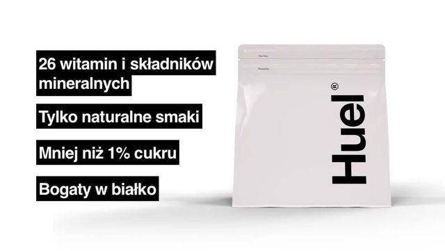 WANILIA! Huel Powder v3.0 (1,7kg) NOWY, różne smaki